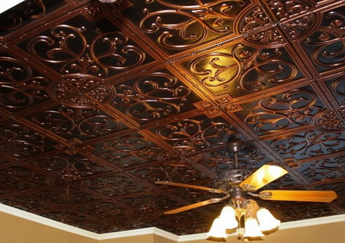Faux tin ceiling tiles canada