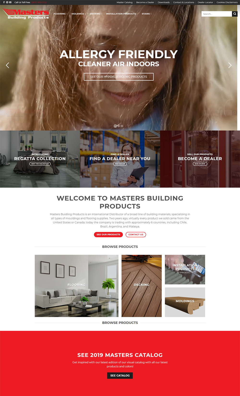 Master Building Products